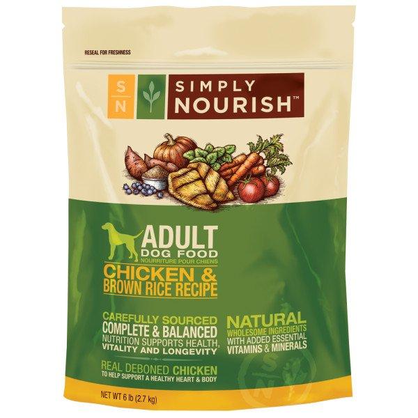 Grain Free Simply Natural Dog Food