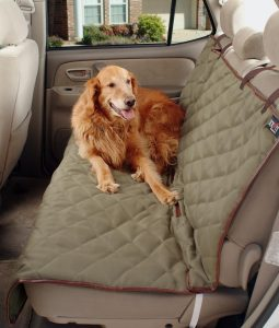 solvit dog seat cover