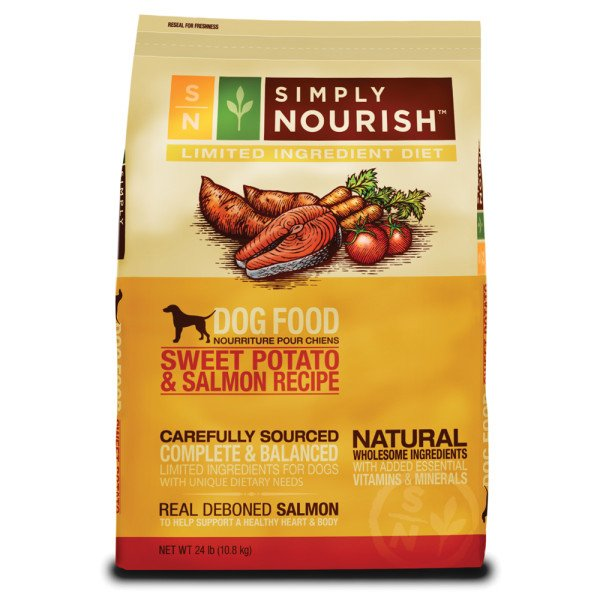 Simply Nourish Limited Ingredient Chicken Cat Food