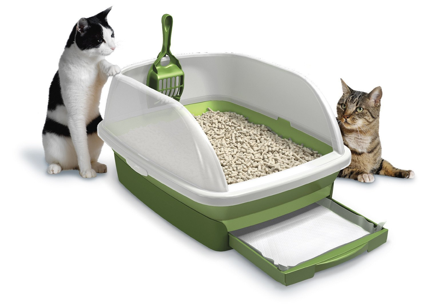 Base For Cat Litter Box